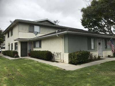 Port Hueneme Single Family Home Active Under Contract: 787 Halyard Street