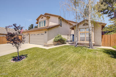 Camarillo Single Family Home For Sale: 2891 Corte Caballos