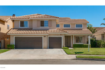Oxnard Single Family Home For Sale: 608 Binnacle Street