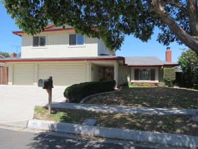 Ventura Single Family Home For Sale: 146 Linden Drive