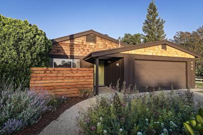 Ojai Single Family Home Active Under Contract: 484 Avenida De La Vereda