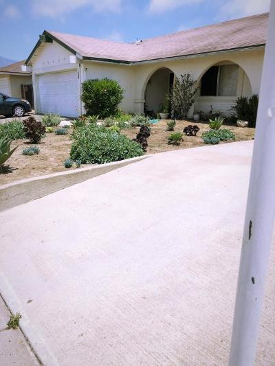 Santa Barbara Single Family Home For Sale: 758 Via Miguel