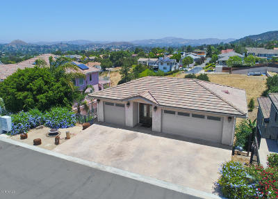 Newbury Park Single Family Home For Sale: 208 Midbury Hill Road