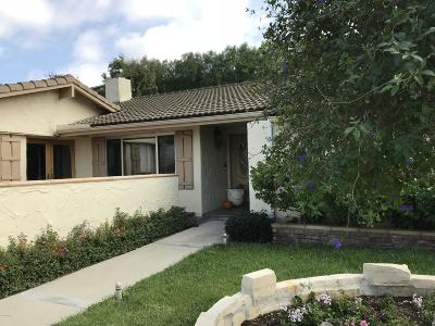 Camarillo Single Family Home For Sale: 622 Deseo Avenue