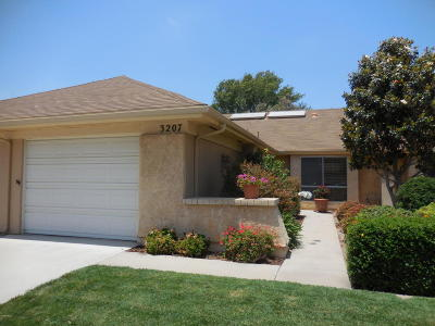 Camarillo Single Family Home For Sale: 3207 Village 3
