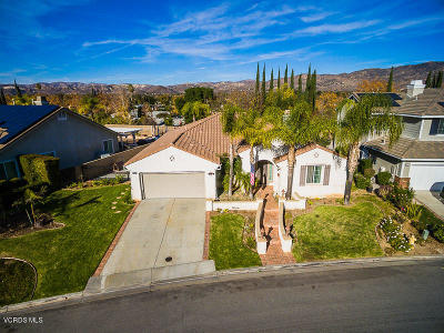 Ventura County Single Family Home For Sale: 5305 Willow Oak Street