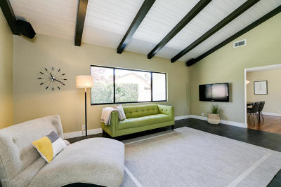 Ojai Single Family Home Active Under Contract: 217 Martindale Street