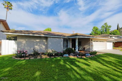 Westlake Village Single Family Home For Sale: 1658 Oldcastle Place