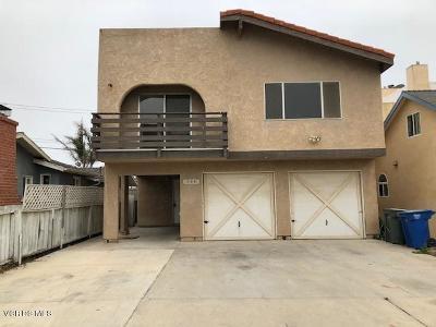 Oxnard Single Family Home For Sale: 144 Eagle Rock Avenue