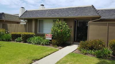 Oxnard Rental For Rent: 1841 Fisher Drive #A