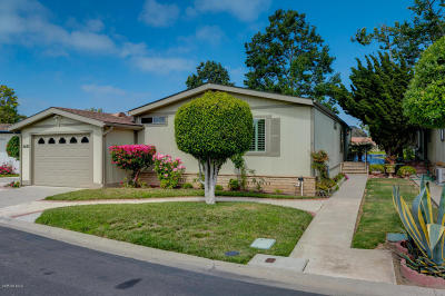 Oxnard CA Mobile Home For Sale: $249,999