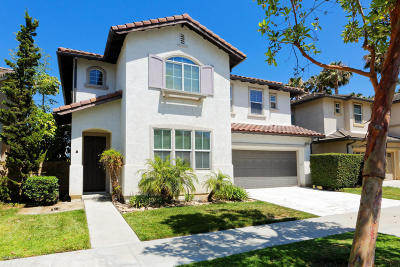 Simi Valley Single Family Home For Sale: 1518 Windmill Way