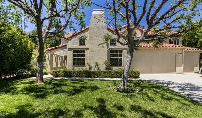 Westlake Village Single Family Home For Sale: 5729 Stone Mountain Lane