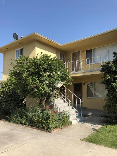 Ventura County Rental For Rent: 266 Homer Avenue