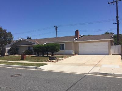 Newbury Park Single Family Home Active Under Contract: 520 Debbie Street