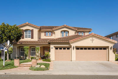 Thousand Oaks Single Family Home For Sale: 688 Via Vista
