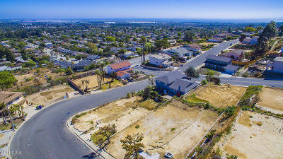 Ventura Residential Lots & Land For Sale: 531 Valley View Way