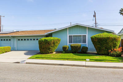 Port Hueneme Single Family Home For Sale: 207 E Garden Green
