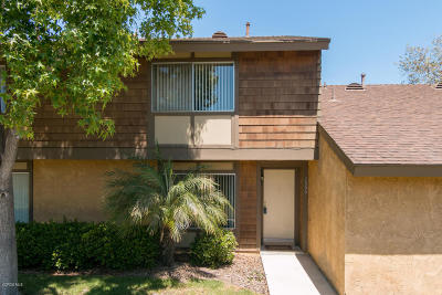 Ventura Single Family Home Active Under Contract: 1550 Towhee Court