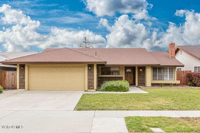 Ventura Single Family Home Active Under Contract: 1847 Fulmar Avenue