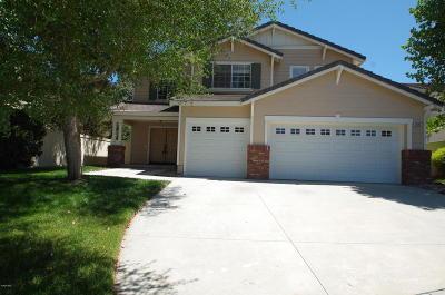 Thousand Oaks Single Family Home For Sale: 1620 Ramona Drive