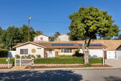 Thousand Oaks Single Family Home For Sale: 375 Calle Jazmin