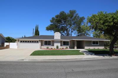 Thousand Oaks Single Family Home For Sale: 1595 Norman Avenue