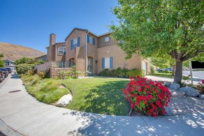 Simi Valley Single Family Home For Sale: 194 Park Hill Road
