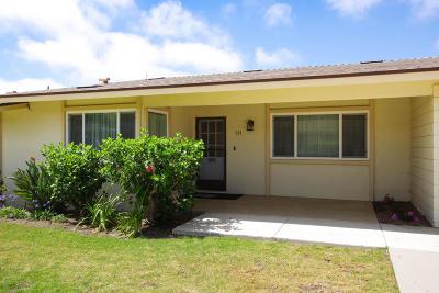 Port Hueneme Single Family Home Active Under Contract: 131 E Fiesta Green