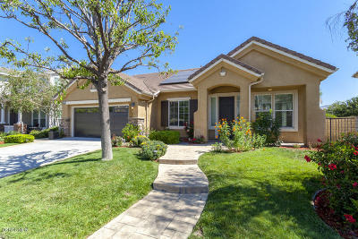 Simi Valley Single Family Home For Sale: 5377 Willow Oak Street