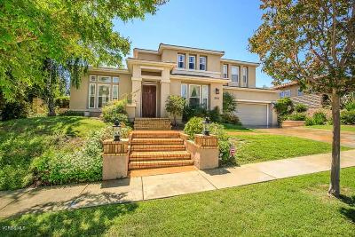 Newbury Park Single Family Home For Sale: 1079 Via Carillo