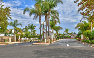 Oxnard Single Family Home Active Under Contract: 2236 Bermuda Dunes Place