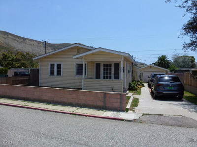 Ventura Single Family Home For Sale: 302 Franklin Lane