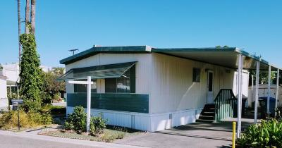 Oxnard Mobile Home Active Under Contract: 205 E Driffill Boulevard #26