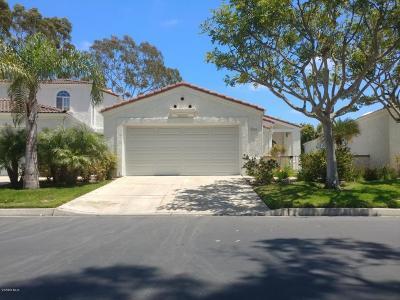 Oxnard Single Family Home For Sale: 2216 Bermuda Dunes Place