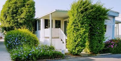 Ventura CA Mobile Home Active Under Contract: $120,000