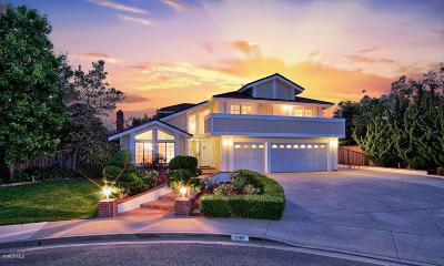 Camarillo Single Family Home Active Under Contract: 2191 Santa Anita Street