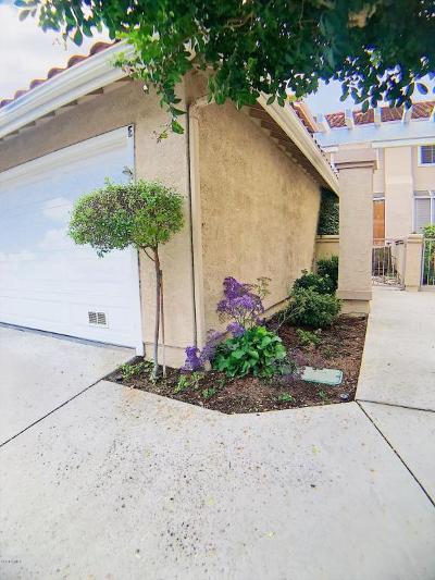 Simi Valley Single Family Home For Sale: 620 Ivywood Lane #E