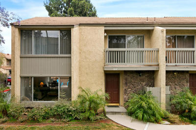 Ventura Single Family Home Active Under Contract: 1611 Beagle Court