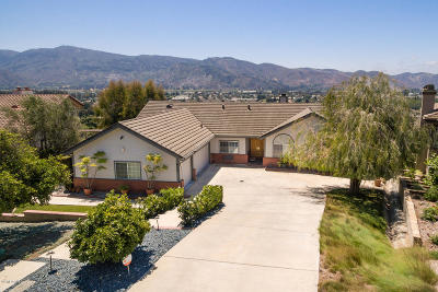 Santa Paula Single Family Home Active Under Contract: 622 Lassen Drive