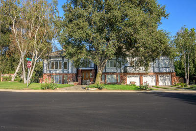 Westlake Village Single Family Home For Sale: 1524 Windy Mountain Avenue