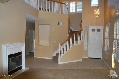 Newbury Park Single Family Home For Sale: 4438 Camino De Las Estrellas