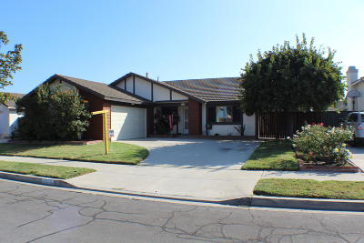 Oxnard Single Family Home For Sale: 2010 Outsail Lane