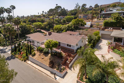 Ventura Single Family Home For Sale: 1921 Foster Avenue