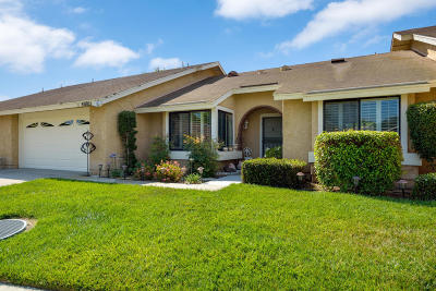 Camarillo Single Family Home For Sale: 40021 Village 40