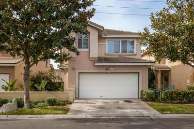 Oxnard Single Family Home For Sale: 2045 Veracruz Lane