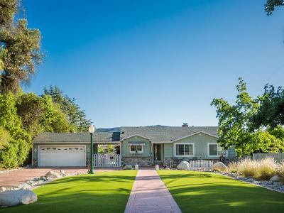 Thousand Oaks Single Family Home For Sale: 2612 E Hillcrest Drive