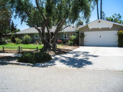 Camarillo Single Family Home For Sale: 864 Amber Drive