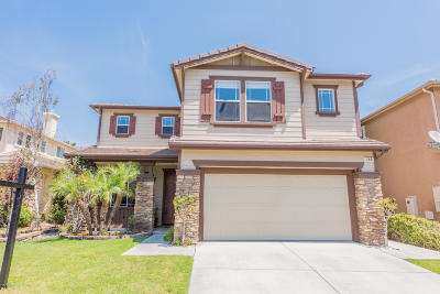 Simi Valley Single Family Home For Sale: 245 Galway Lane