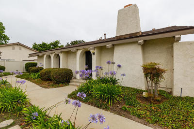 Oxnard Single Family Home Active Under Contract: 532 Holly Avenue